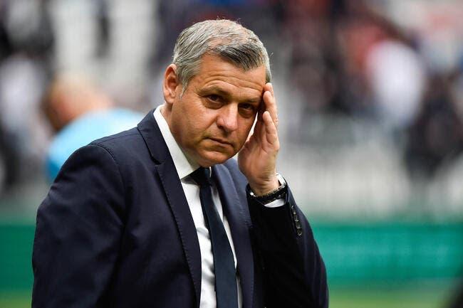 OL : Genesio oublié comme coach de l'année ? Passi crie à l'injustice