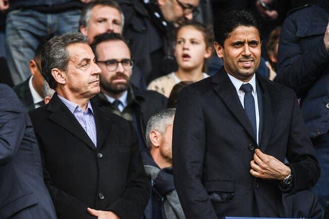PSG : Nasser n'est pas un bon président du PSG, Tapie l'habille pour l'hiver !