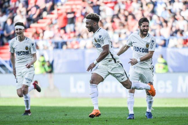 ASM : Monaco sort sa carte secrète pour aller chercher le podium