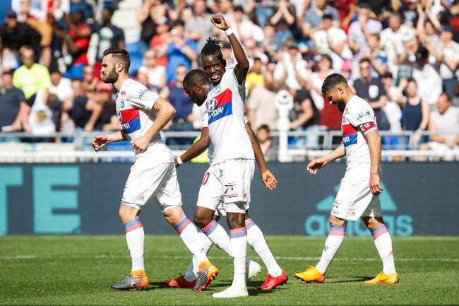 OL - Troyes : 3-0