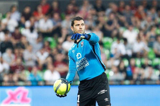 Caen : Rémy Vercoutre annonce l'arrêt de sa carrière
