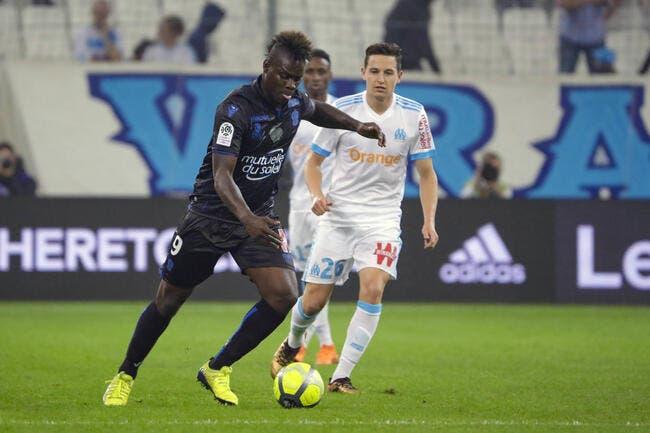 OGCN : Balotelli pète un câble et insulte l'arbitrage français