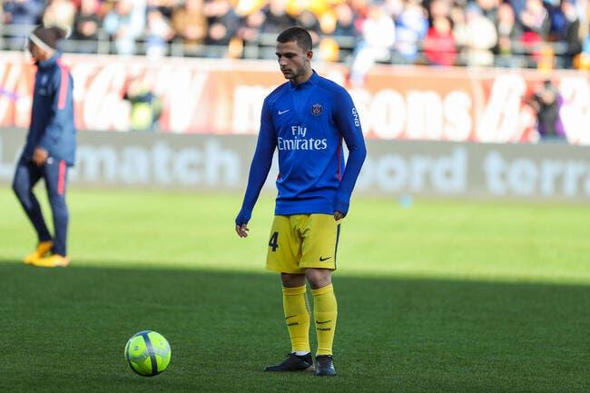 Mercato PSG - Callegari attendu prochainement au Genoa