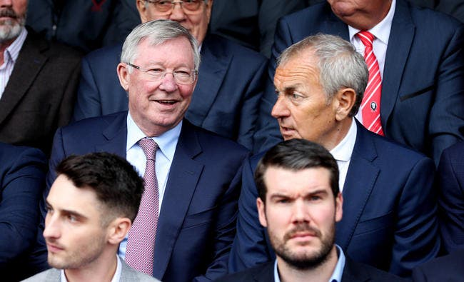 Sir Alex Ferguson va mieux selon la presse anglaise