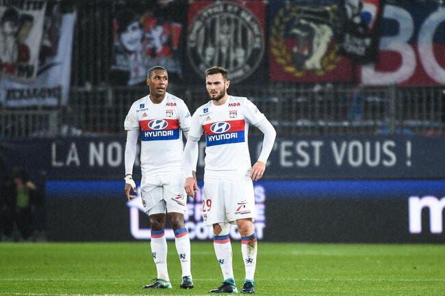 Diakhaby peut jouer samedi — Lyon