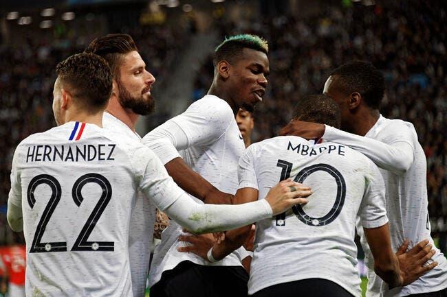 Equipe de france cdm 2018 c 39 est garanti par riolo ce - Prochaine coupe du monde de foot 2018 ...