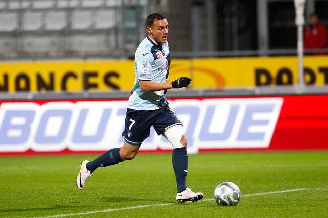 L2: Le Havre – Brest en première affiche des play-offs