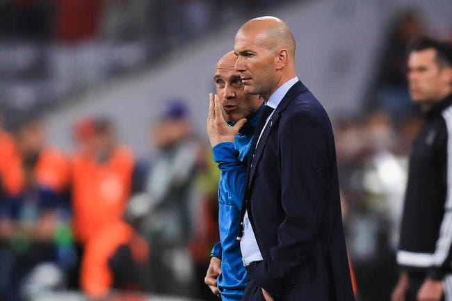 Mercato: Le Real veut Neymar, ça va bouger annonce Zidane