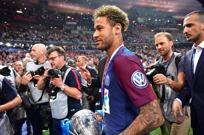 PSG : Neymar a peur, tout simplement