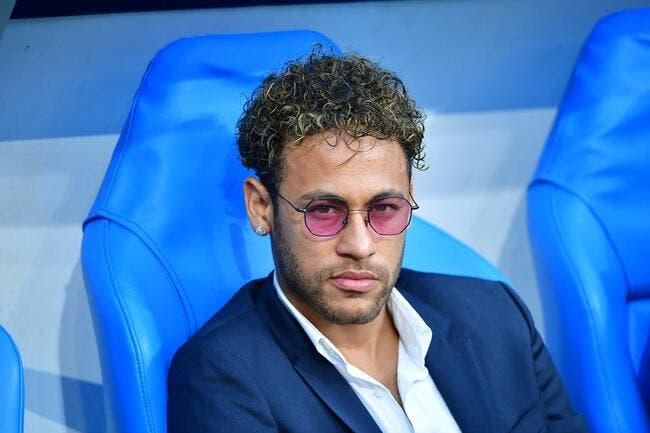 PSG : Neymar va très bien, le PSG en fait un communiqué