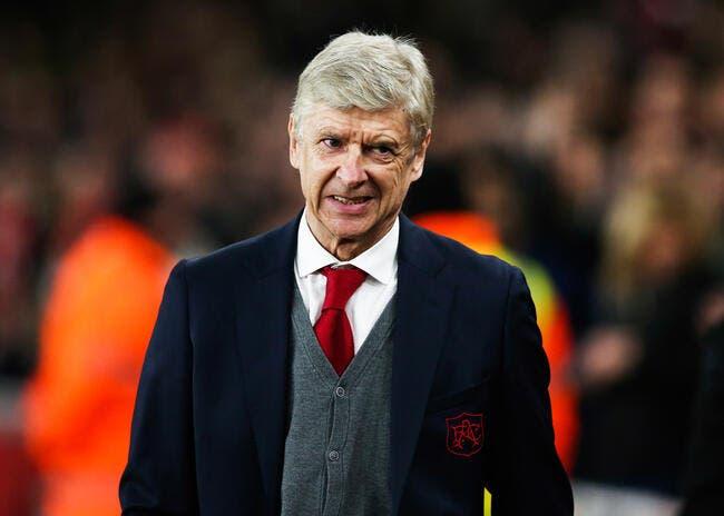 PSG: Wenger fixe ses conditions pour dire oui au PSG