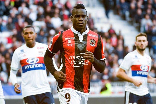 OL : Lyon débarque en force pour Balotelli au mercato !