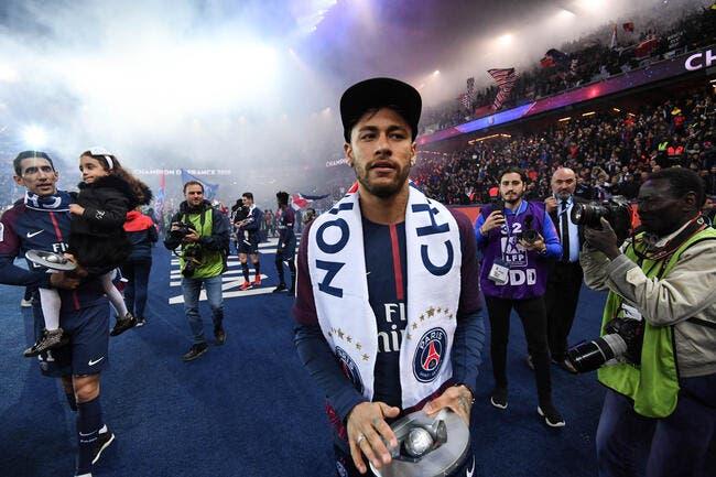 PSG : Neymar sifflé par le Parc ? Le PSG a sorti un plan B !