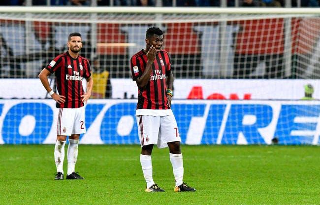 Serie A : L'AC Milan accroché par l'Atalanta dans la course à l'EL