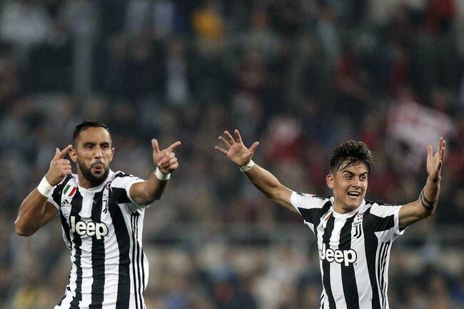 La Juventus remporte son 34e titre de champion d'Italie