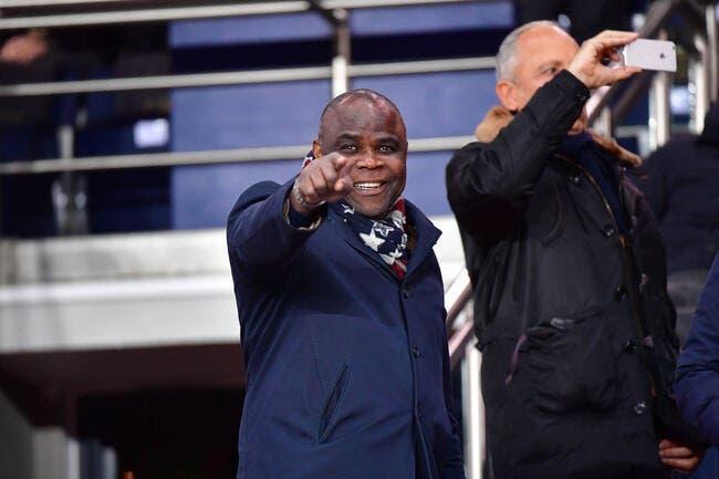 OL : Basile Boli a parlé à Jean-Michel Aulas, et tout va bien...