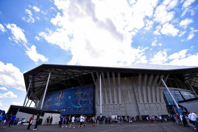 OM-Atlético : Une sécurité énorme et historique au Parc OL