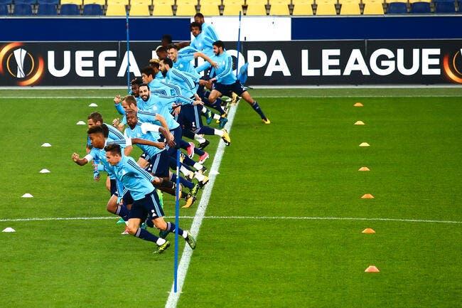 OM : Nouveau contrôle anti-dopage à l'OM, cette fois c'est l'UEFA