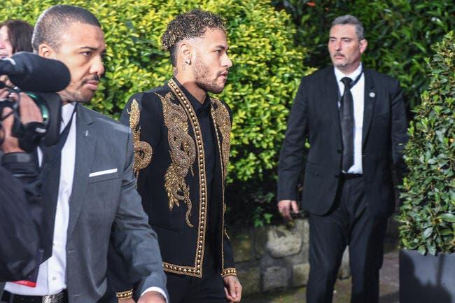 PSG : Une rencontre secrète entre Neymar et Tuchel dimanche à Paris !