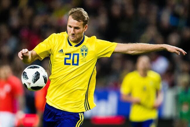 CDM 2018 : Pas d'Ibrahimovic, mais trois joueurs de L1 avec la Suède
