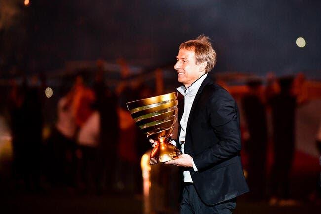 FCN : Vieira, Klinsmann, Kita voit grand pour le futur coach