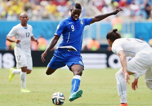 Ita : Balotelli va retrouver l'équipe d'Italie !