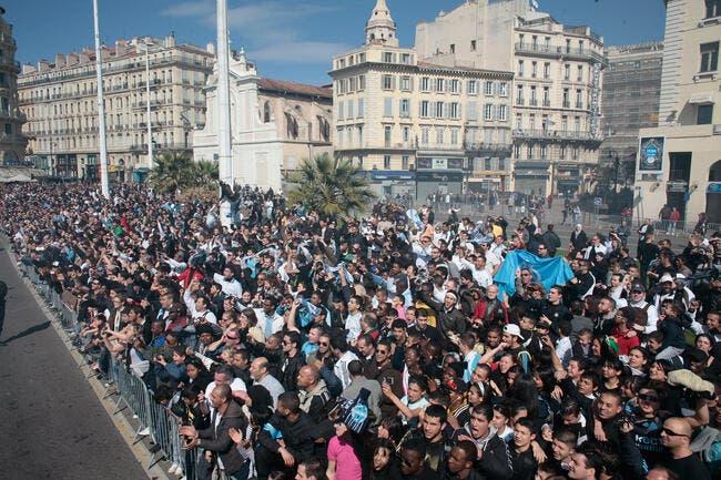 OM: Les festivités en cas de victoire en Europa League annoncées