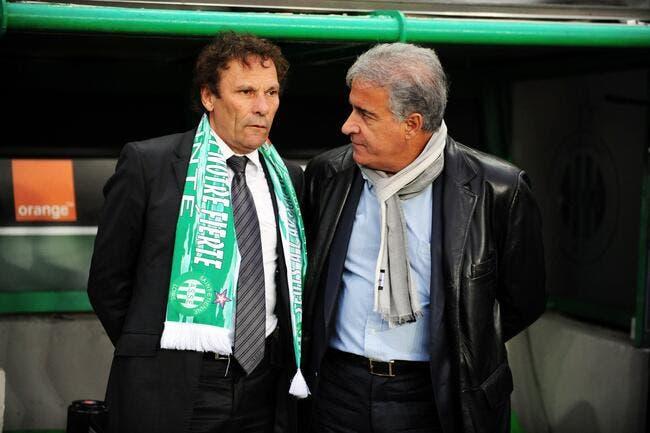 ASSE: Avec Peak 6, les Verts vont révolutionner la L1 promet Caïazzo