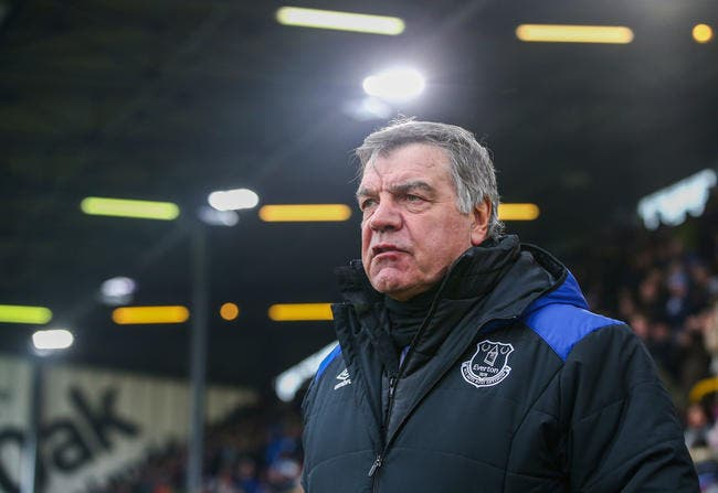 Officiel : Everton vire Sam Allardyce