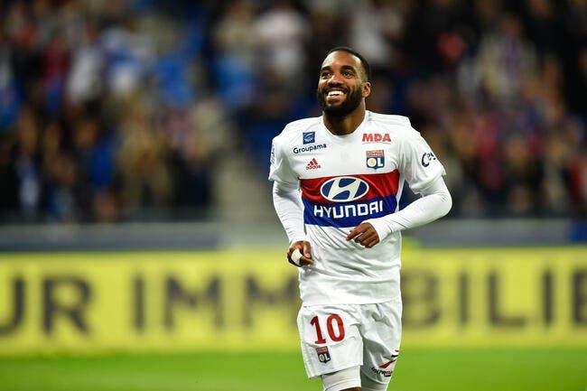 OL : Star n°1 à Lyon, Lacazette n'est pas le roi à Arsenal