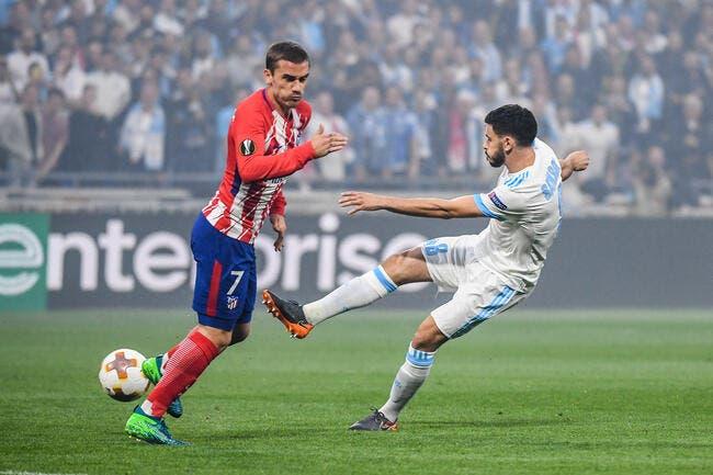 OM - Atlético Madrid : 0-3