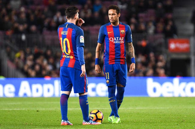 PSG : Messi supplie Neymar de snober le Real au mercato
