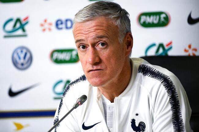EdF : Rabiot, Mendy, Lemar, Benzema... Deschamps s'explique