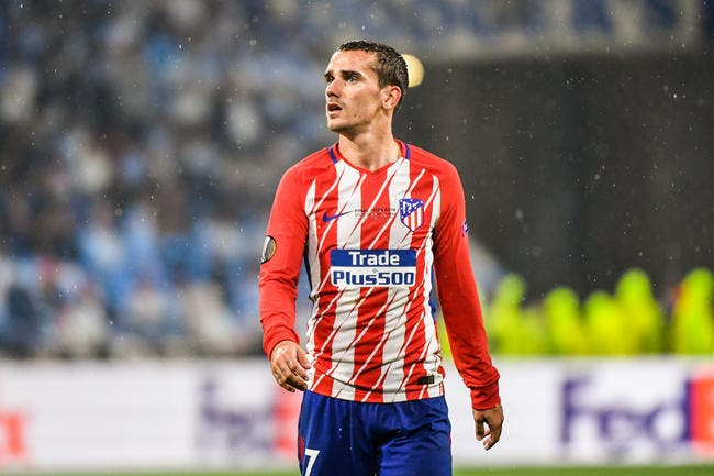 L'Atlético a un dernier argument pour Griezmann, c'est moche