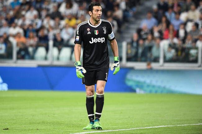Officiel : La légende Buffon quitte la Juventus !