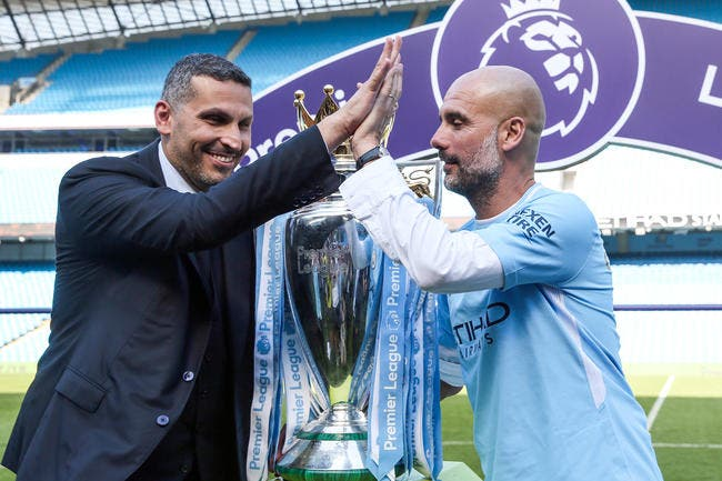 Manchester City : Guardiola prolonge (officiel)