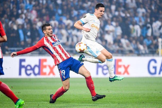 Marseille - Florian Thauvin vraiment faible face aux gros ?