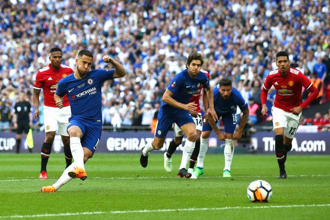 Football angleterre coupe d 39 angleterre chelsea bat man united et s 39 offre un troph e foot 01 - Coupe d angleterre resultat ...