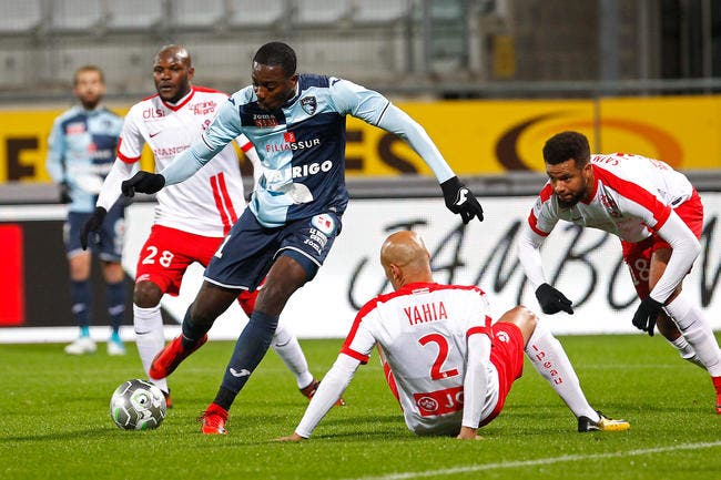 OL: Mateta veut une place en L1, à Lyon ou ailleurs