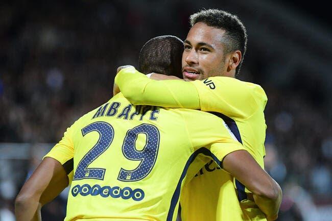 PSG : L'énorme dialogue Neymar-Mbappé avant Monaco-PSG !