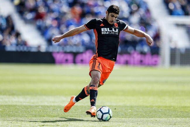 Liga : Guedes brille pour sa dernière à Valence