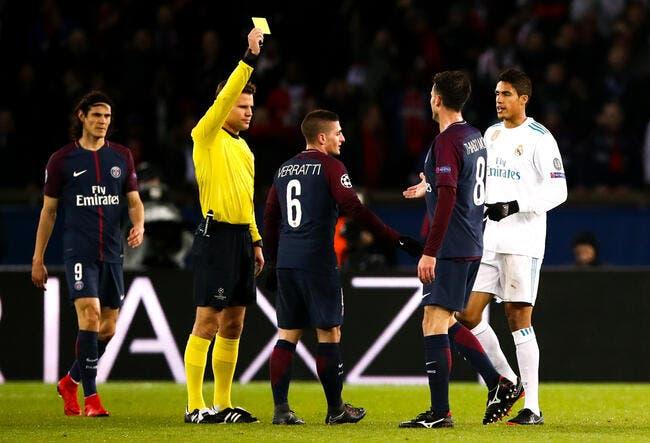 PSG : L'arbitre et les boules, le vrai point noir du PSG en Ligue des champions !
