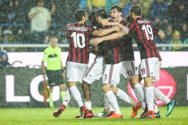 Serie A : Sans pitié avec la Fio, le Milan AC ira en Europa