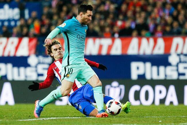 Barça : Messi, représentant de luxe dans le dossier Griezmann