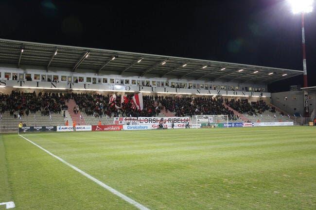 L2 : Bastia officialise son soutien à l'AC Ajaccio