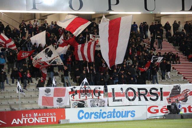 L2 : La LFP déboute Le Havre et sanctionne Ajaccio !