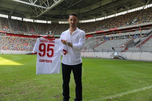 Officiel : Contento quitte Bordeaux et signe en Allemagne