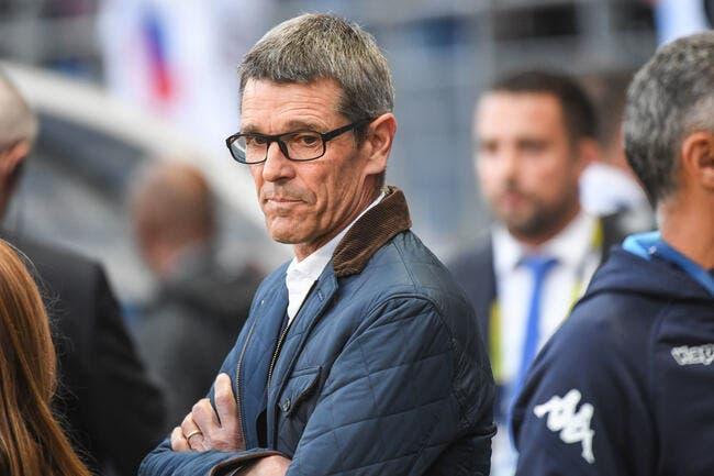 Officiel : Troyes se sépare de Jean-Louis Garcia