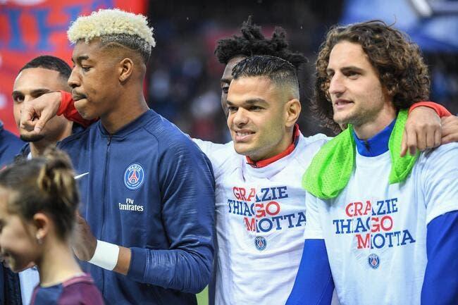Fekir évoque le cas Rabiot — Equipe de France