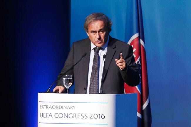 FIFA: Michel Platini blanchi par la justice!